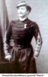 Nicolae Bibescu (Pistol)